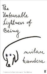 Unbearable Lightness of Being book cover