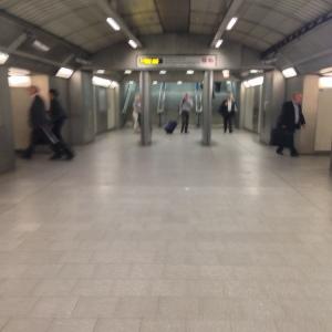 Metropolitan Line interchange KX